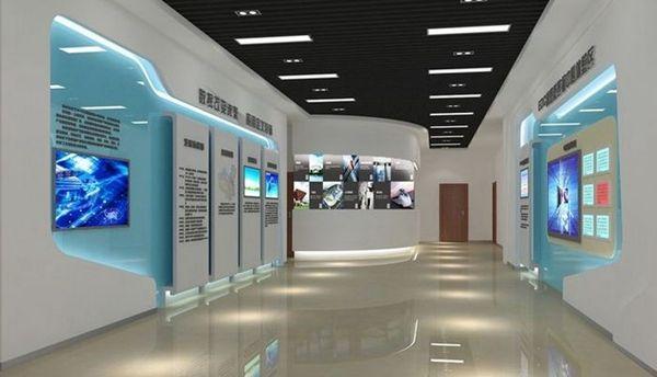 企业展厅核心价值融合到设计体验价值