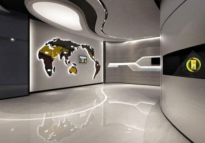 企业展厅围绕主题重要性设计如何把握