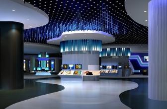 企业展厅如何在空间布局处理细致