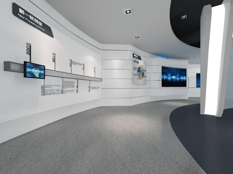 企业展厅规划重点体现核心价值