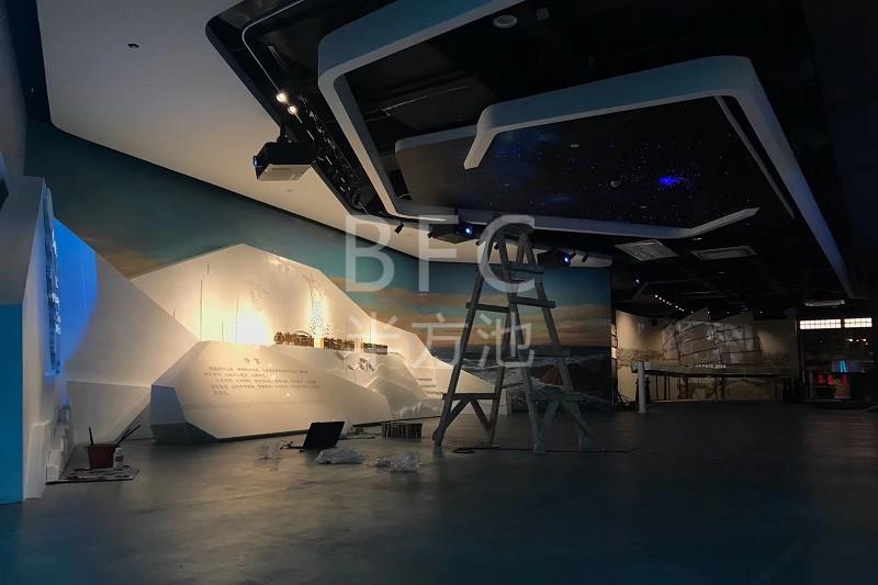宁波电网展厅