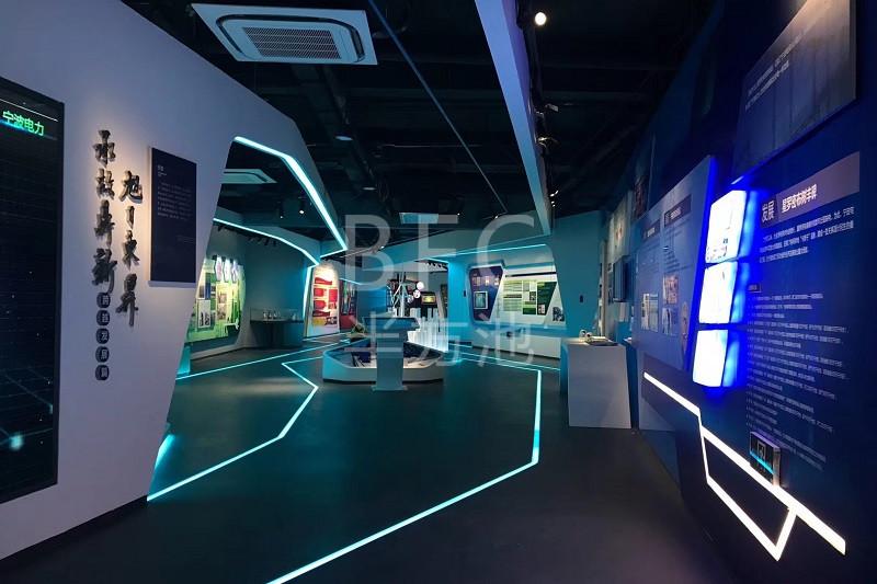 本地企业如何选择展厅设计公司,优势体现价值