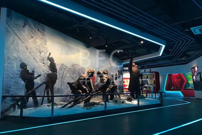 电网文化展厅设计,怎么考虑电网未来规划
