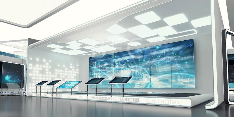 展馆设计前期准备工作,具体环节内容搭配