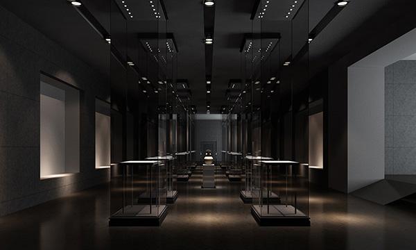展厅设计组合部分详细解答,注意雷区